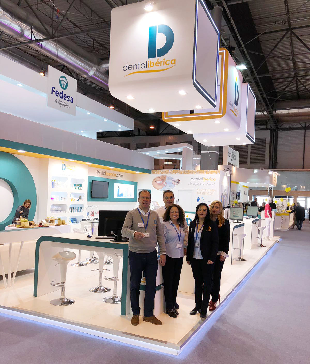 DENTAL IBÉRICA EN LA EXPODENTAL 2018